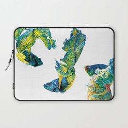 Ocean Dream- Betta Fish Laptop Sleeve
