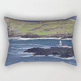 Valentia Lighthouse Rectangular Pillow