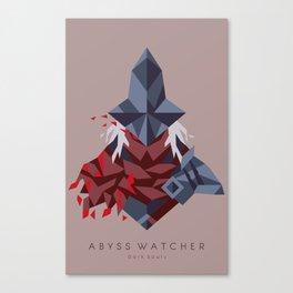 Abyss Watcher Canvas Print