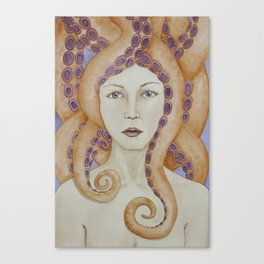 Suckle Canvas Print