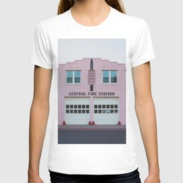 Central Fire Station - Marfa T-shirt