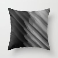 fabric Throw Pillows featuring fabric by eightjay