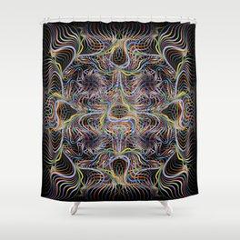 Abracadabra Shower Curtain