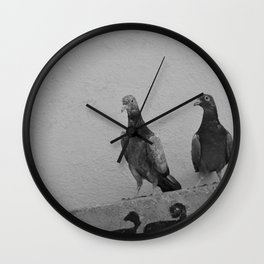 Can you talk to me? Wall Clock