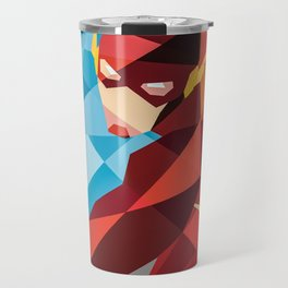 DC Comics Flash Travel Mug