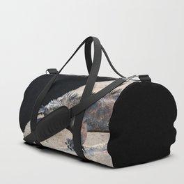 As cool as an iguana Duffle Bag