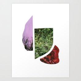 A Late Summer Feeling Art Print