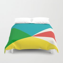 Shifting Perspective Duvet Cover