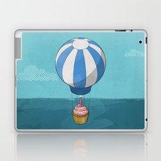 Flying Cupcake Laptop & iPad Skin