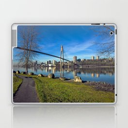 Sky-train Bridge Laptop & iPad Skin