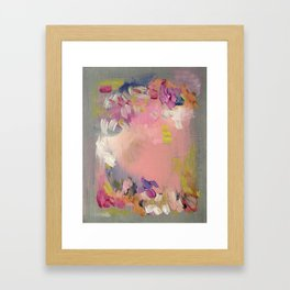 Soul Smile - Original Fine Art Print by Cariña Booyens.  Framed Art Print