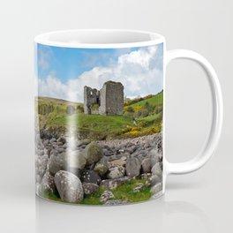 Irish Ruins (Minard Castle, Dingle, Ireland) Coffee Mug