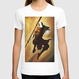Aang avatar state T-shirt