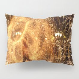 Explosions Pillow Sham