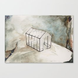 Isolation 1  Canvas Print