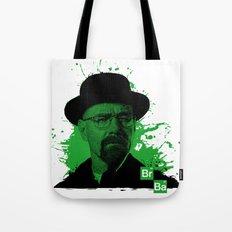 Breaking Bad Green Tote Bag