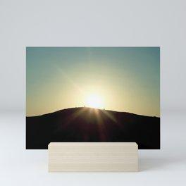 Sunrise #4 Mini Art Print