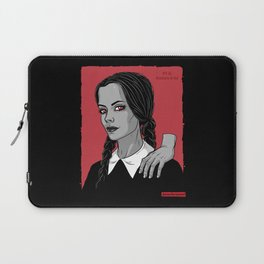 Wednesday Laptop Sleeve