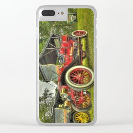 Stanley Steam Car Clear iPhone Case