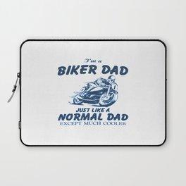 Biker DAD Laptop Sleeve
