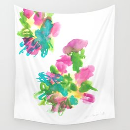 180802 Beautiful Rejection  1| Colorful Abstract Wall Tapestry