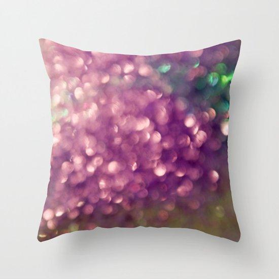 Muscadine Wine Throw Pillow