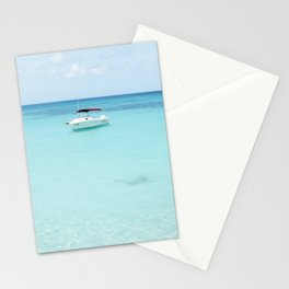 Beautiful Blue Ocean Stationery Cards
