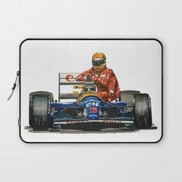 Senna and Nigel Laptop Sleeve