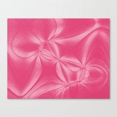 Bow Canvas Print