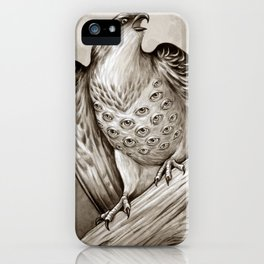 The Watcher iPhone Case