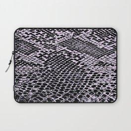 pink snake Laptop Sleeve