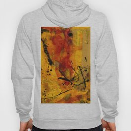 Abstraction Wonder 12c by Kathy Morton Stanion Hoody