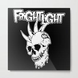 frightlight Metal Print