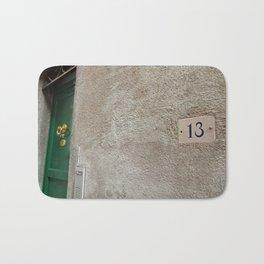 13 - Green Door Bath Mat