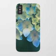Peek -A- Blue Slim Case iPhone X