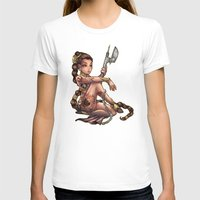 T-shirts featuring No One's Slave by Tim Shumate