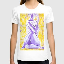 Yogi Twist T-shirt