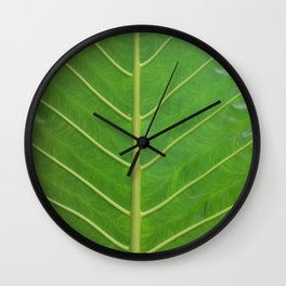 OVERLEAF Wall Clock