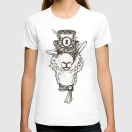 Llama of Time T-shirt