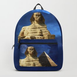 Sphinx  and Pyramid Backpack