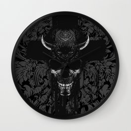 Better The Devil You Know Wall Clock