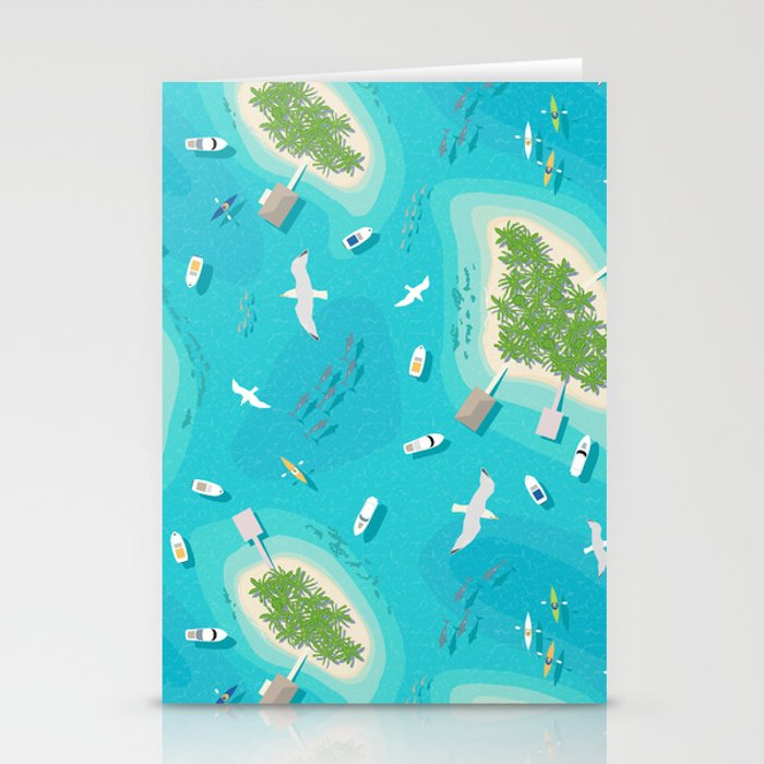Tropical Islands Stationery Cards by nadyabasos on tropical weddings, caribbean map, rugen island germany map, tropical islands germany, fruit island map, water island map, island nation map, strawberry island map, sea island map, tropical home, palm island map, large island map, tropical resorts, peter island map, hawaiian islands map, orange island map, sand island map, tropical islands to visit, tropical islands around the world, sunset island map,