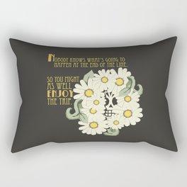 Sprouted Rectangular Pillow