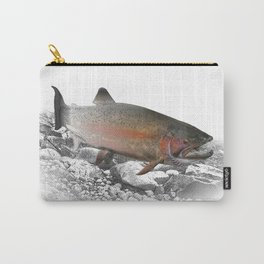 Migrating Steelhead Trout Carry-All Pouch