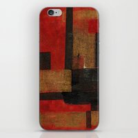 sagittarius iPhone & iPod Skins featuring Sagittarius by Fernando Vieira