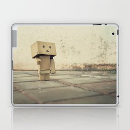 Danbo on the street Laptop & iPad Skin