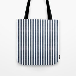 501 ORIGINAL BLUE DENIM STRIPES Tote Bag