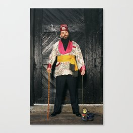 Rein It In - Smoking Stanton Canvas Print