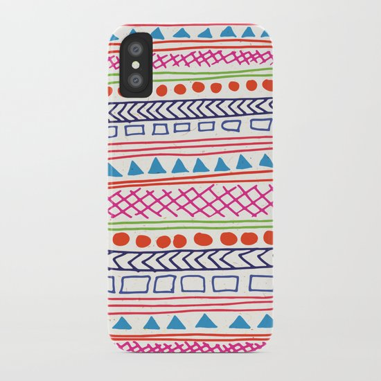 Undefined iPhone Case