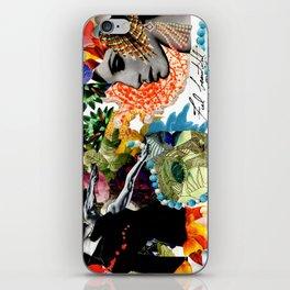 Feel Beautiful iPhone Skin